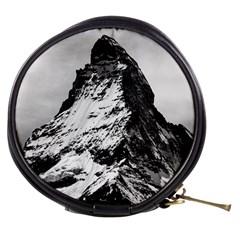 Matterhorn Switzerland Mountain Mini Makeup Bags