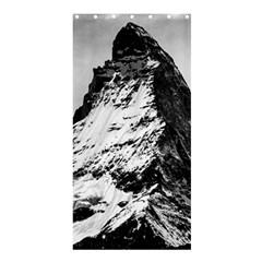 Matterhorn Switzerland Mountain Shower Curtain 36  X 72  (stall)