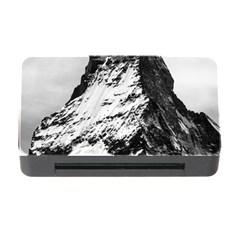 Matterhorn Switzerland Mountain Memory Card Reader With Cf