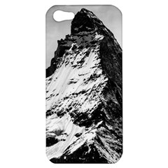 Matterhorn Switzerland Mountain Apple Iphone 5 Hardshell Case