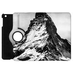 Matterhorn Switzerland Mountain Apple Ipad Mini Flip 360 Case