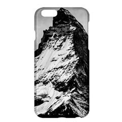 Matterhorn Switzerland Mountain Apple Iphone 6 Plus/6s Plus Hardshell Case