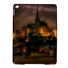 Mont St Michel Sunset Island Church Ipad Air 2 Hardshell Cases