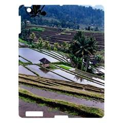 Rice Terrace Rice Fields Apple Ipad 3/4 Hardshell Case