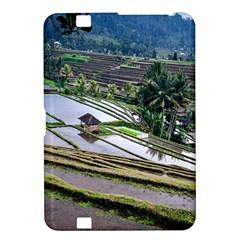 Rice Terrace Rice Fields Kindle Fire Hd 8 9