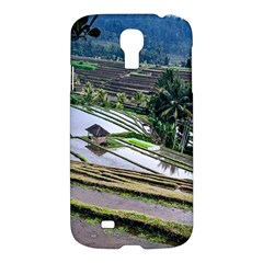 Rice Terrace Rice Fields Samsung Galaxy S4 I9500/i9505 Hardshell Case