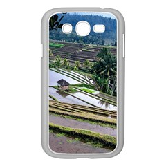 Rice Terrace Rice Fields Samsung Galaxy Grand Duos I9082 Case (white)