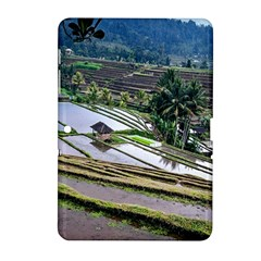Rice Terrace Rice Fields Samsung Galaxy Tab 2 (10 1 ) P5100 Hardshell Case