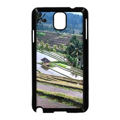 Rice Terrace Rice Fields Samsung Galaxy Note 3 Neo Hardshell Case (black)