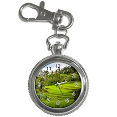 Rice Terrace Terraces Key Chain Watches