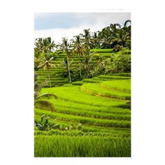 Rice Terrace Terraces Shower Curtain 48  X 72  (small)