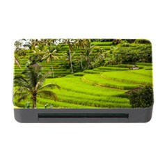 Rice Terrace Terraces Memory Card Reader With Cf