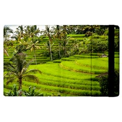 Rice Terrace Terraces Apple Ipad 3/4 Flip Case