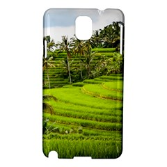Rice Terrace Terraces Samsung Galaxy Note 3 N9005 Hardshell Case