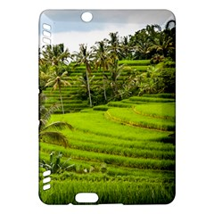 Rice Terrace Terraces Kindle Fire Hdx Hardshell Case