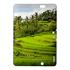 Rice Terrace Terraces Kindle Fire Hdx 8 9  Hardshell Case