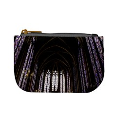 Sainte Chapelle Paris Stained Glass Mini Coin Purses
