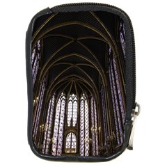 Sainte Chapelle Paris Stained Glass Compact Camera Cases
