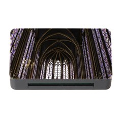 Sainte Chapelle Paris Stained Glass Memory Card Reader With Cf