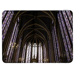 Sainte Chapelle Paris Stained Glass Samsung Galaxy Tab 7  P1000 Flip Case