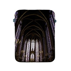 Sainte Chapelle Paris Stained Glass Apple Ipad 2/3/4 Protective Soft Cases