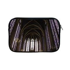 Sainte Chapelle Paris Stained Glass Apple Ipad Mini Zipper Cases