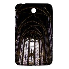 Sainte Chapelle Paris Stained Glass Samsung Galaxy Tab 3 (7 ) P3200 Hardshell Case