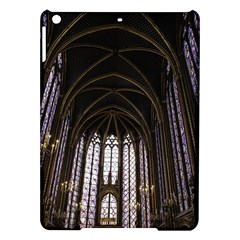 Sainte Chapelle Paris Stained Glass Ipad Air Hardshell Cases
