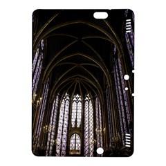 Sainte Chapelle Paris Stained Glass Kindle Fire Hdx 8 9  Hardshell Case
