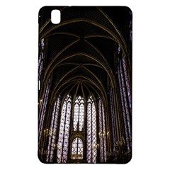 Sainte Chapelle Paris Stained Glass Samsung Galaxy Tab Pro 8 4 Hardshell Case