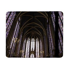 Sainte Chapelle Paris Stained Glass Samsung Galaxy Tab Pro 8 4  Flip Case