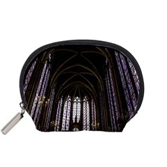 Sainte Chapelle Paris Stained Glass Accessory Pouches (small)