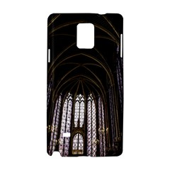 Sainte Chapelle Paris Stained Glass Samsung Galaxy Note 4 Hardshell Case