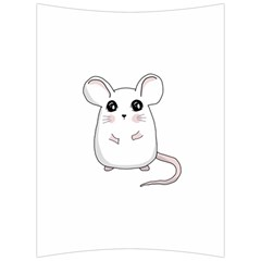 Cute Mouse Back Support Cushion