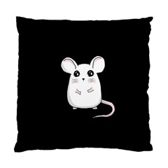 Cute Mouse Standard Cushion Case (two Sides)