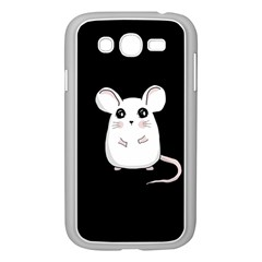 Cute Mouse Samsung Galaxy Grand Duos I9082 Case (white)
