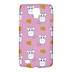 Cute Mouse Pattern Galaxy S4 Active