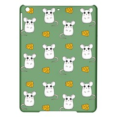 Cute Mouse Pattern Ipad Air Hardshell Cases