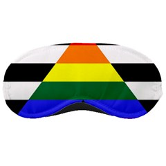 Straight Ally Flag Sleeping Masks