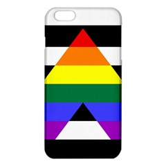 Straight Ally Flag Iphone 6 Plus/6s Plus Tpu Case