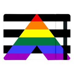 Straight Ally Flag Apple Ipad Pro 10 5   Flip Case