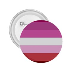 Lesbian Pride Flag 2 25  Buttons