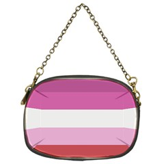 Lesbian Pride Flag Chain Purses (one Side)