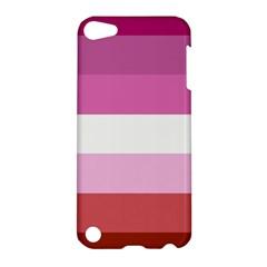 Lesbian Pride Flag Apple Ipod Touch 5 Hardshell Case