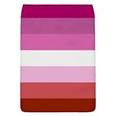 Lesbian Pride Flag Flap Covers (l)