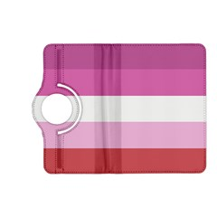 Lesbian Pride Flag Kindle Fire Hd (2013) Flip 360 Case