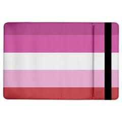Lesbian Pride Flag Ipad Air Flip