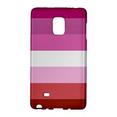 Lesbian Pride Flag Galaxy Note Edge