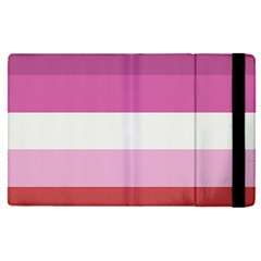 Lesbian Pride Flag Apple Ipad Pro 12 9   Flip Case