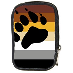 Bear Pride Flag Compact Camera Cases